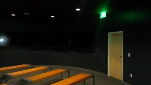 Lemay Museam - Theater Room - Dryfall & ProMar 200